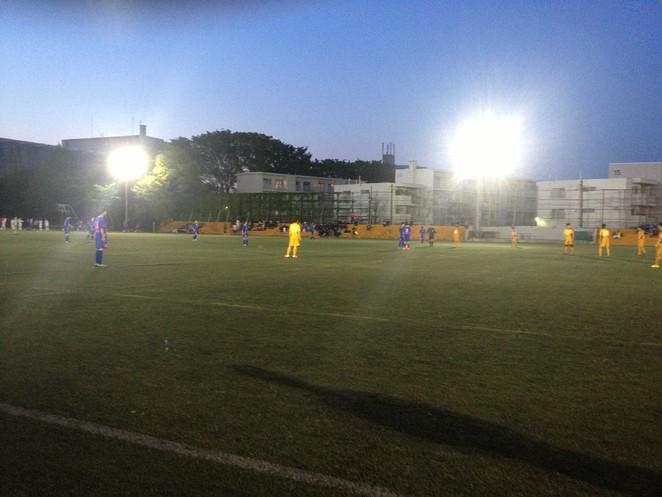 東京都クラブユース選手権U-15大会 vsエスフォルソ