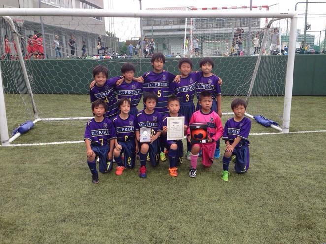 『UMBRO CUP U-11』大会結果