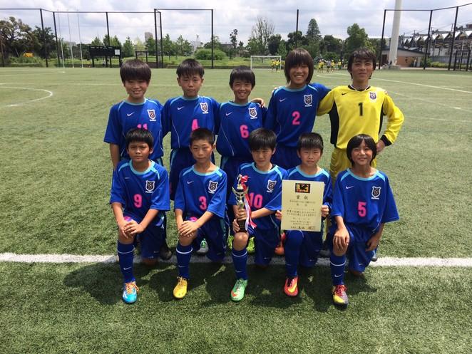 『第23回全日本少年フットサル大会東京都第6ブロック予選大会』大会結果