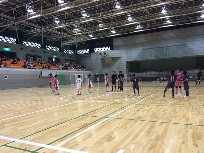 『バーモントカップ第24回全日本少年フットサル大会東京都大会決勝大会』結果
