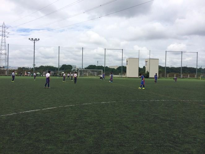 『Refino Cup 夏の陣 U-12』大会結果