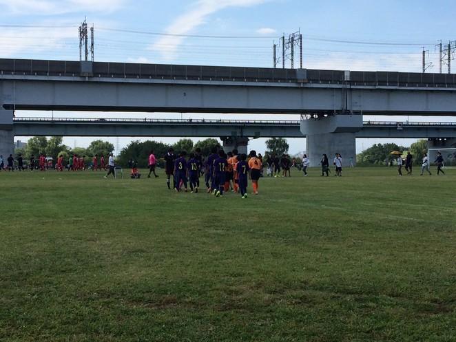 『第26回東京都5年生サッカー大会JA東京カップ第6ブロック予選大会決勝トーナメント』結果