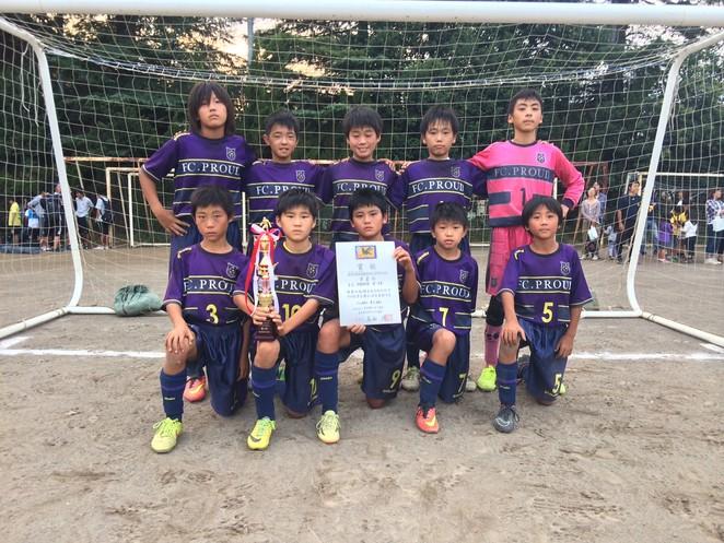 『第37回東京都6年生サッカー大会(旧さわやか杯)第6ブロック予選トーナメント』結果