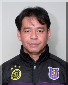 FCプラウド代表 石岡弘行